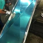 Porta em Inox / Porta em aço inoxidável