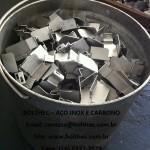 filtro balde inoxidavel