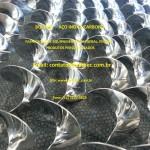 rosca helicoide em aço inox 304
